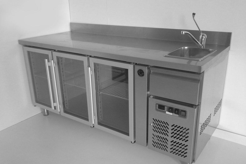 cucina industriale usata