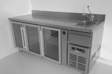 Cucina Industriale Prezzi. Awesome Cucina A Gas Fuochi Serie With ...
