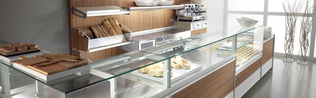 Arredamenti per negozi brianza arredamento pasticcerie for Arredamenti brianza outlet