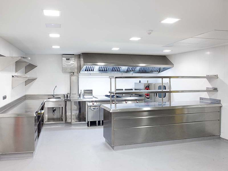 Cucine industriali Milano