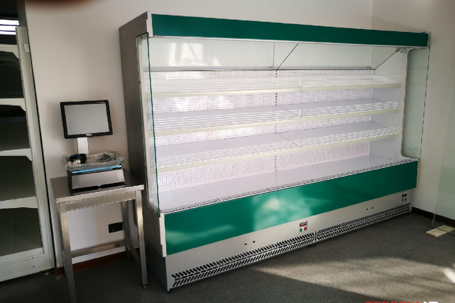 banchi frigo celle frigorifere scaffalature banco cassa (2)